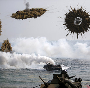 ABD-Güney Kore ortak askeri tatbikatı