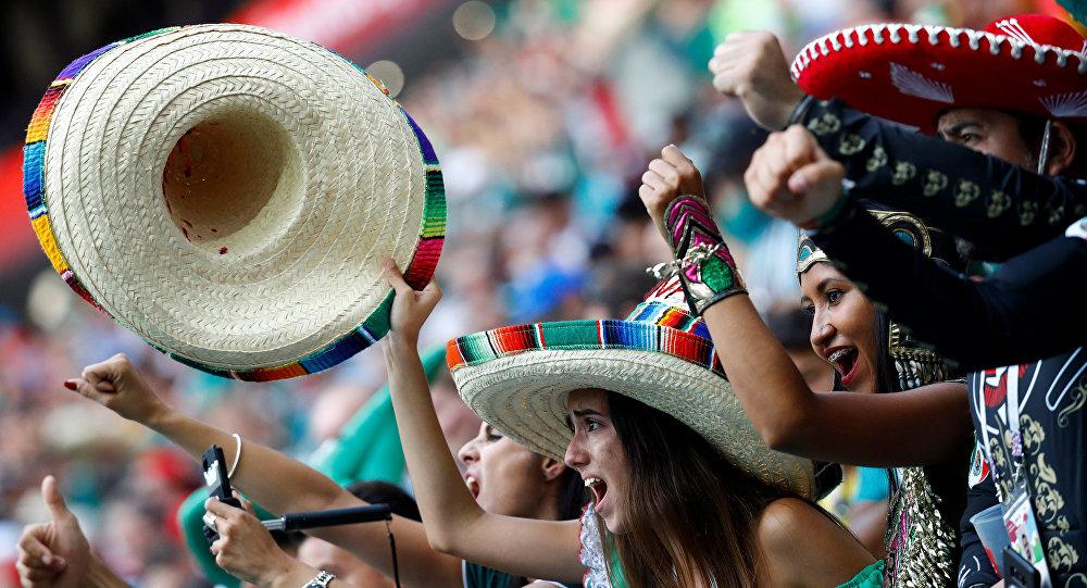 2018 FIFA Dünya Kupası F Grubu ilk maçında Meksika, Almanya'yı tek golle yendi.