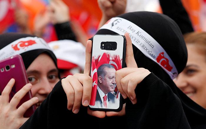 AK Parti, seçmen, 24 Haziran