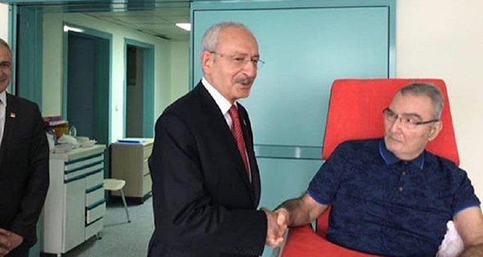 Deniz Baykal - Kemal Kılıçdaroğlu