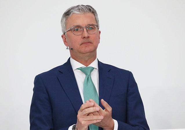 Audi CEO'su Rupert Stadler