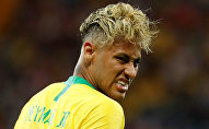 2018 FIFA Dünya Kupası'nda Brezilya milli takımının yıldızı Neymar'ın spagetti saç stili konuşuluyor.