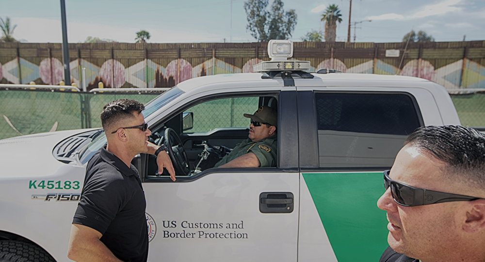 ABD sınır polisi