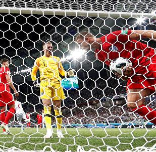 2018 Dünya Kupası G grubu ilk maçında İngiltere, Tunus'u 2-1 mağlup etti.