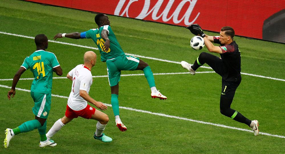 Dünya Kupası'nda Senegal, Polonya'yı 2-1 mağlup etti
