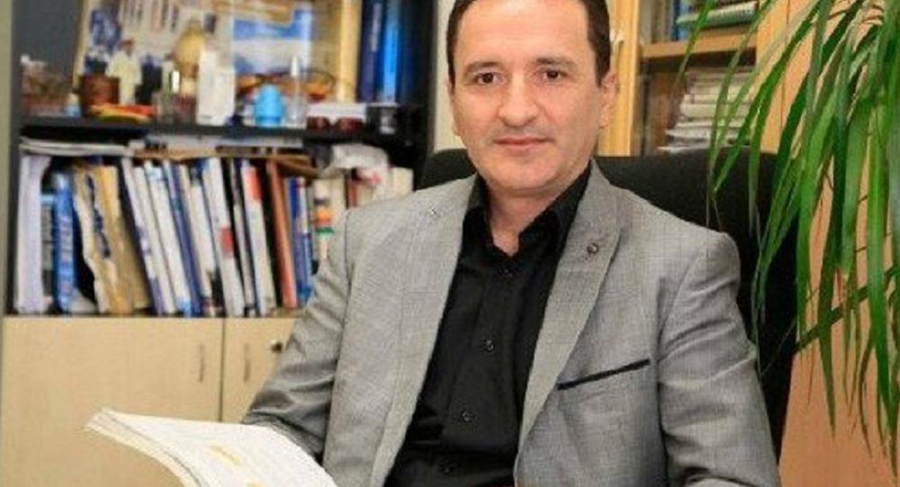 Ahmet Faruk Özdemir