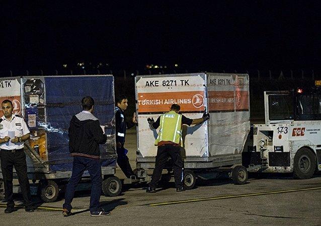 Yurt dışında kullanılan oylar Türkiye'ye getirildi - 24 Haziran