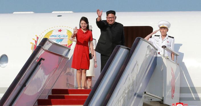 Kim'in Çin ziyaretinden kareler