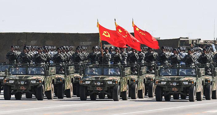 Çin Halk Kurtuluş Ordusu