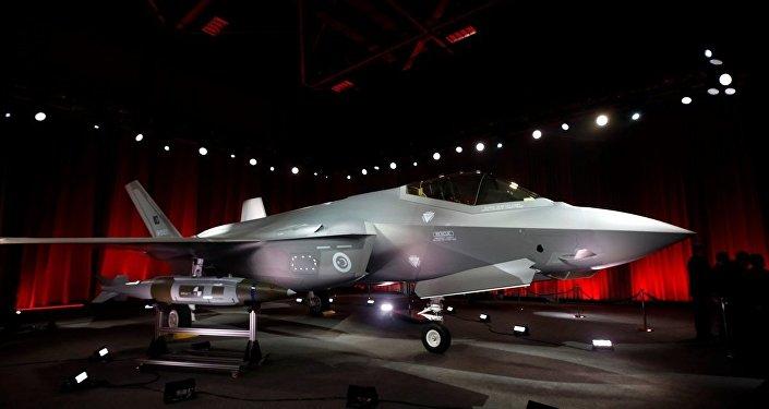 Türkiye ilk F-35 uçağını teslim aldı