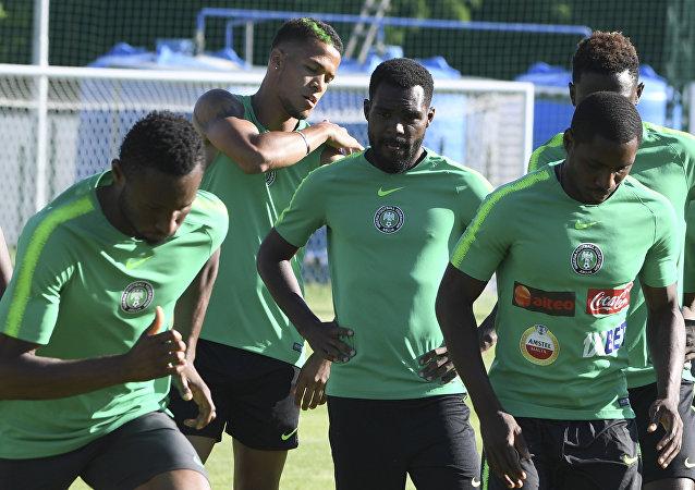 Nijerya milli futbol takımı