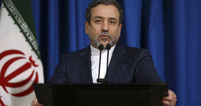 İran Dışişleri Bakan Yardımcısı Abbas Arakçi