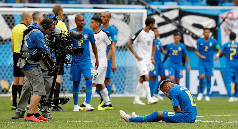 Brezilya- Kosta Rika