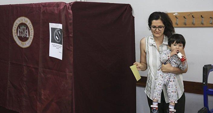 24 Haziran, sandık, oy