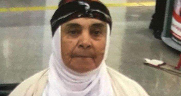 72 yaşındaki kadına sandık başında gözaltı