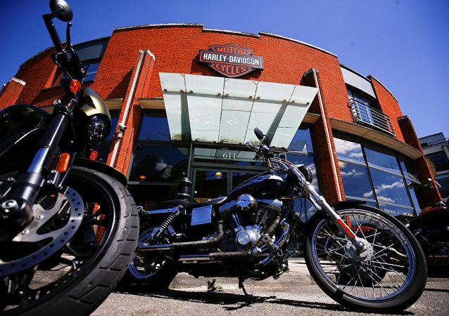 Harley Davidson motosikletleri