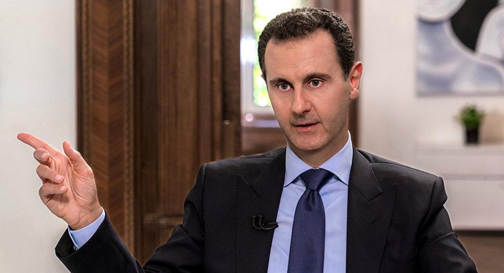 Suriye Devlet Başkanı Beşar Esad, Rus NTV televizyonuna röportaj verdi