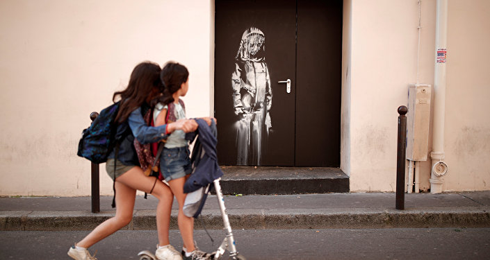Banksy-Paris