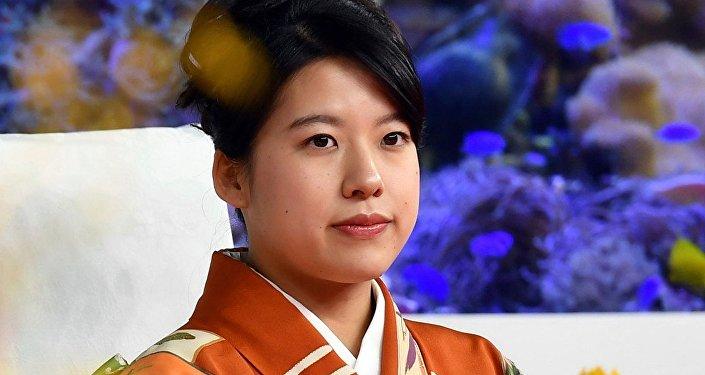 Japon İmparatoru Akihito'nun kuzeni Prens Takamodo'nun üçüncü ve en küçük kızı Prenses Ayako