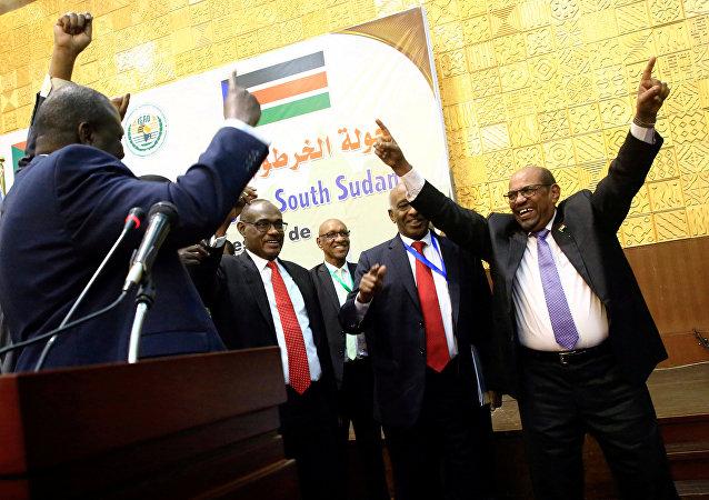 Güney Sudan'daki iç savaşta kalıcı ateşkes anlaşması