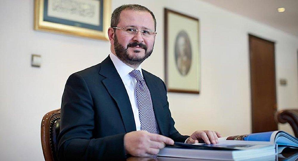 Anadolu Ajansı (AA) Yönetim Kurulu Başkanı ve Genel Müdürü Şenol Kazancı
