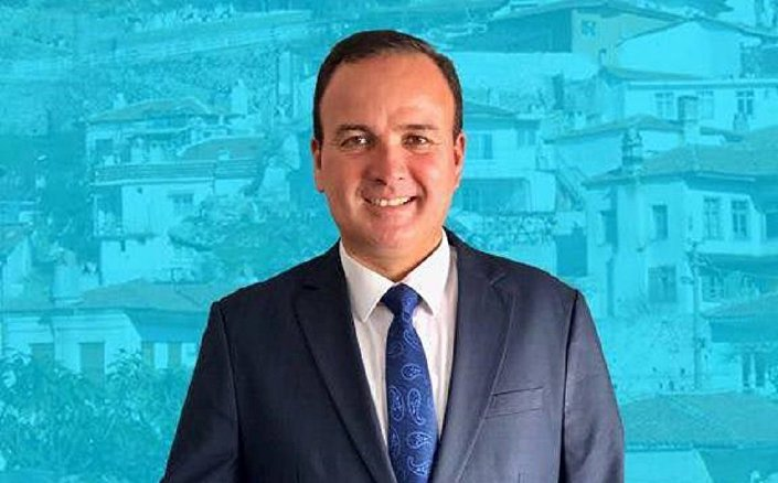 İYİ Parti Menteşe Kurucu İlçe Başkanı Muhsin Erdem