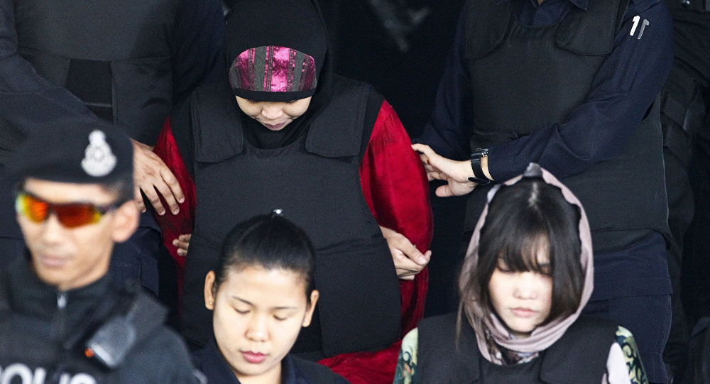 Kim Jong-nam suikasti