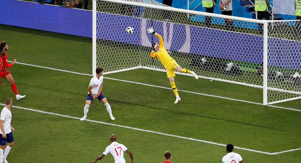 Belçika, İngiltere'yi 1-0 mağlup etti