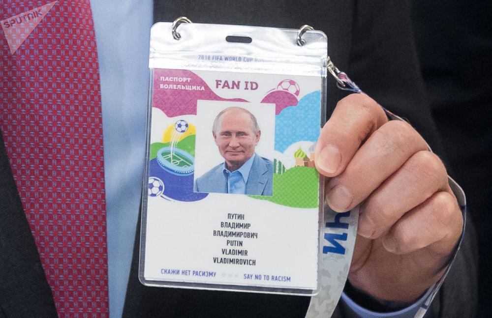 Putin ve futbol