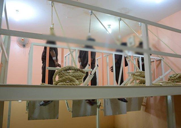 Irak-IŞİD-idam