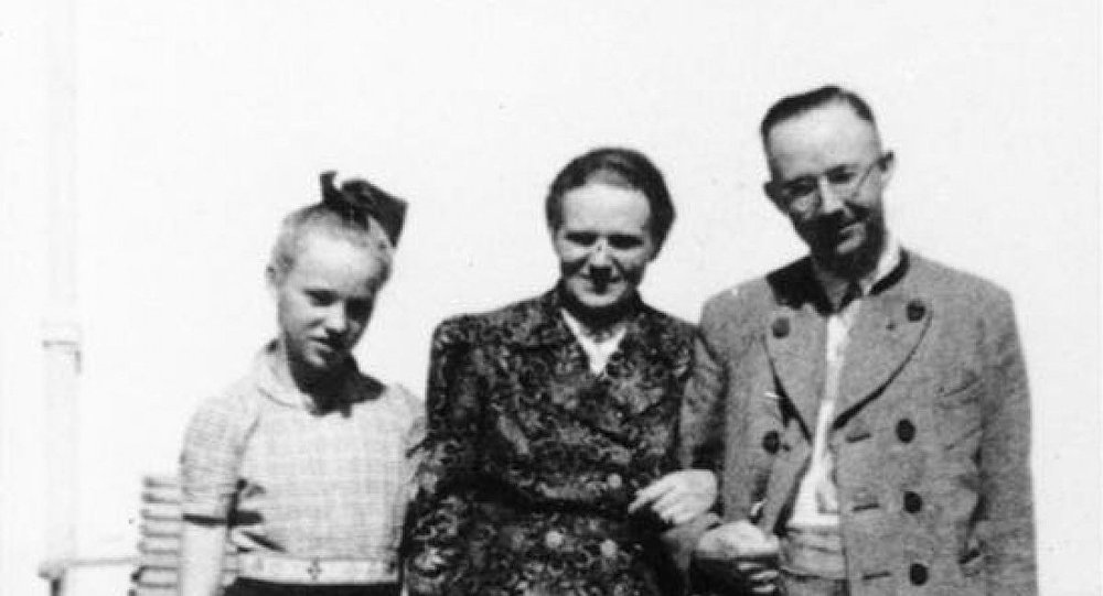 Yahudi soykırımının planlayıcısı Himmler'in kızı, Batı Almanya gizli servisi için çalışmış