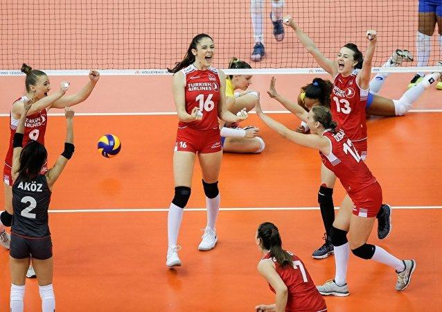 Türkiye Kadın Voleybol Takımı