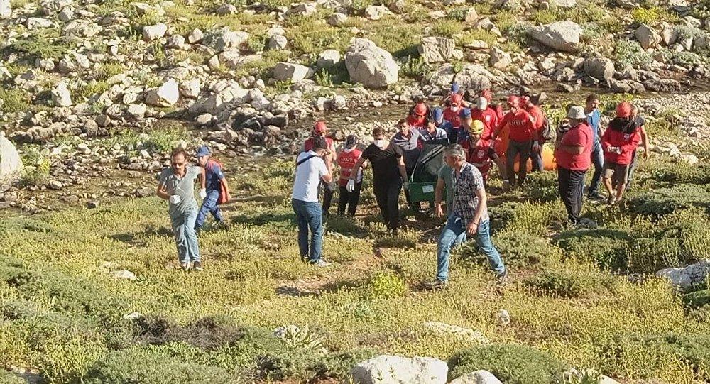 Antalya'nın Kaş ilçesinde kamp yaptığı alanda kaybolan müzisyen Metin Kor'un cesedi bulundu.