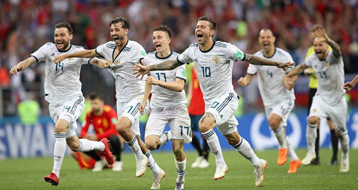 Rusya penaltılarla çeyrek finale yükseldi, İspanya elendi