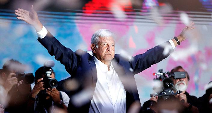 Meksika lideri Andres Manuel Lopez Obrador