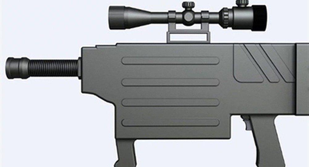 Çin'de 'lazerli AK-47' geliştirildi