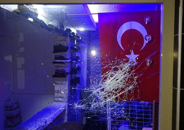 Bursa'da bir grup Suriyeli kahvehane bastı: 3 yaralı