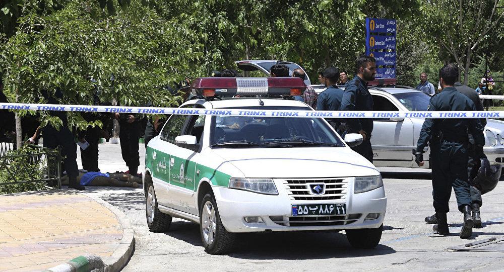 İran polis