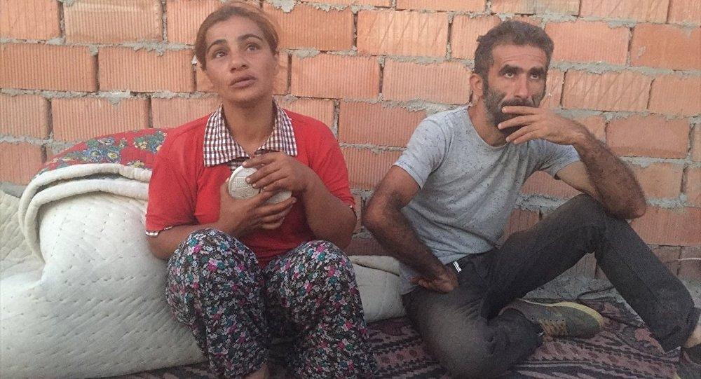 İzmir'in Tire ilçesinde, sabah saatlerinden beri haber alınamayan 1,5 yaşındaki Rüya Çelik'in anne ve babası
