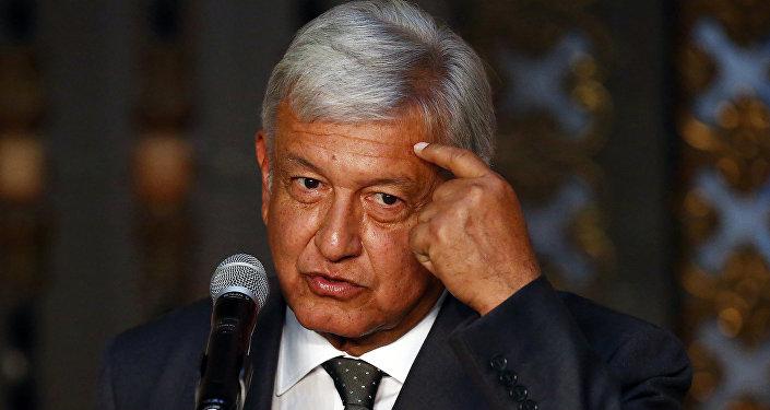 Andres Manuel Lopez Obrador (Amlo)