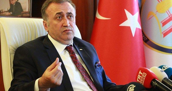 Türkiye Fırıncılar Federasyonu Başkanı Halil İbrahim Balcı,