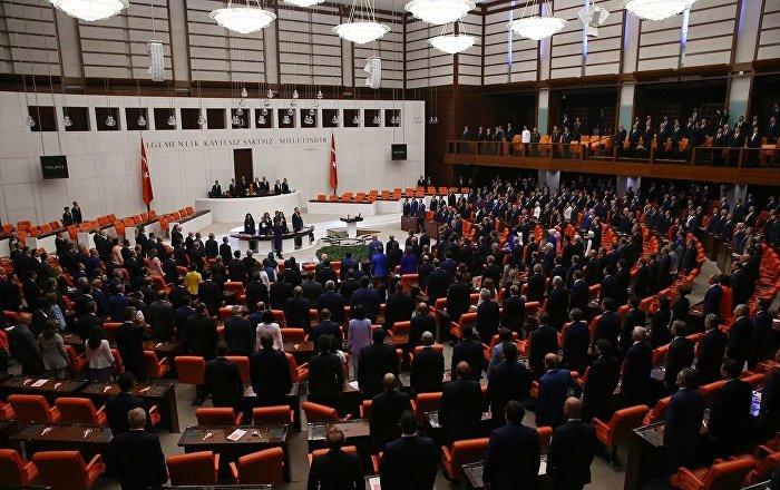 Meclis'te 'Şunlara bakın' tartışması