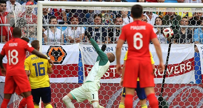 İngiltere İsveç maçı