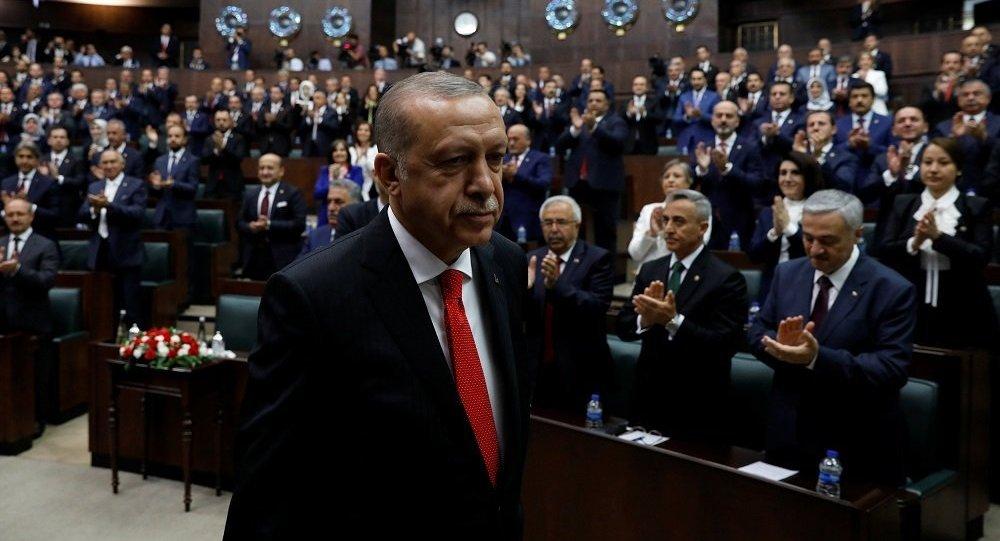 Recep Tayyip Erdoğan, AK Parti
