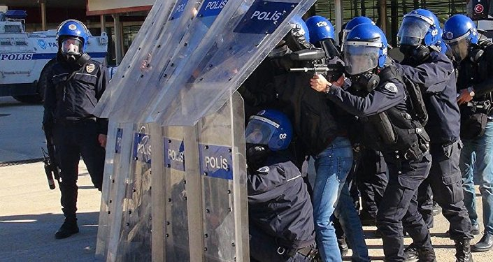 Polis, Türk polisi, Emniyet