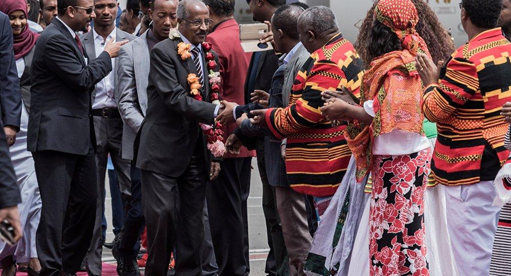 Etiyopya ve Eritre'ye 20 yıl sonra barış geldi