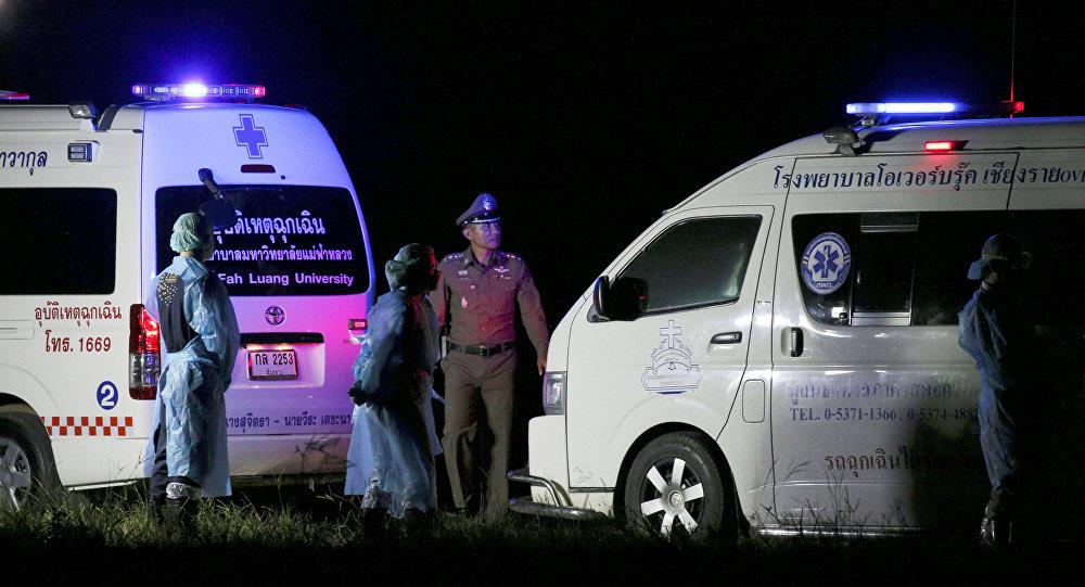 Tayland-Ambulans
