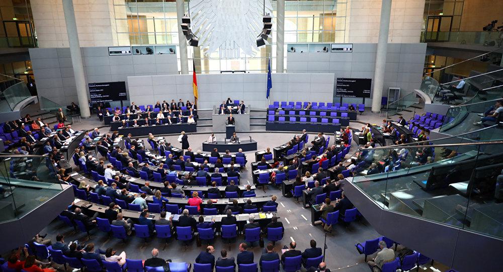 Alman Parlamentosu- Bundestag