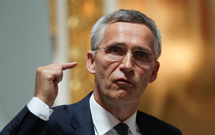 Stoltenberg: NATO, Avrupa'ya yeni nükleer silah yerleştirmeyi planlamıyor
