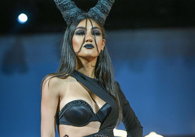 Bakü'deki Miss & Mister Grand Azerbaijan Yarışması